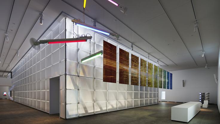 Photo of Art at the Australian Synchrotron