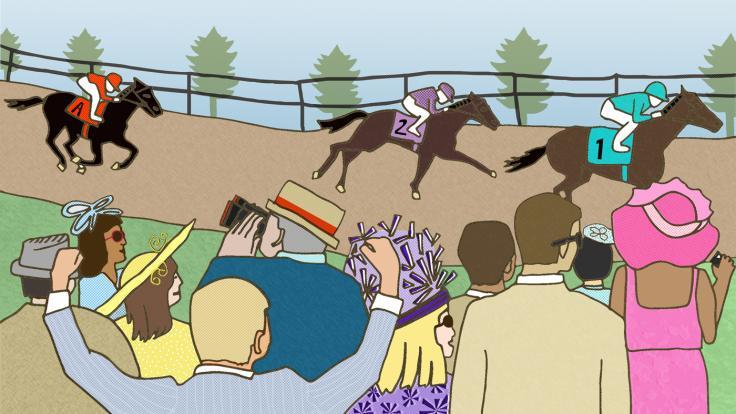Illustration of Axion Dark Horse
