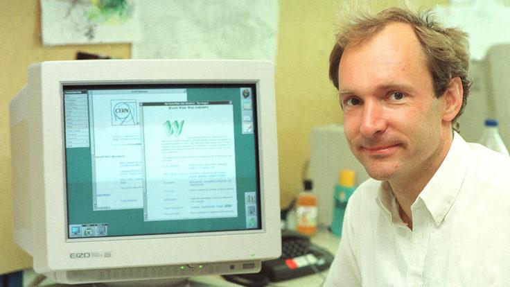 Image: Tim Berners-Lee