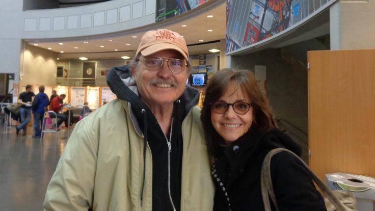 Photo: Rick and Sally Field
