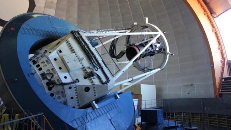 DECam at Blanco Telescope