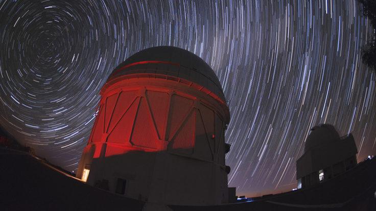 Photo of dark energy survey