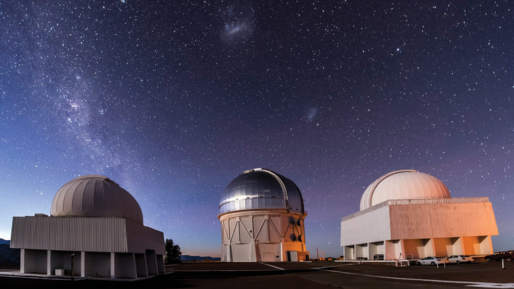 Image of Essay: A Galaxy with a View: Cerro Tololo