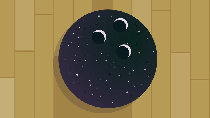 60 Seconds: Gravitational Waves, October 2012