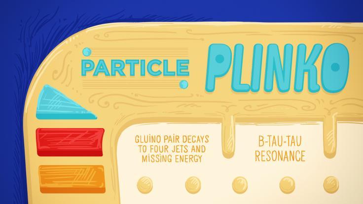 Illustration of Plinko