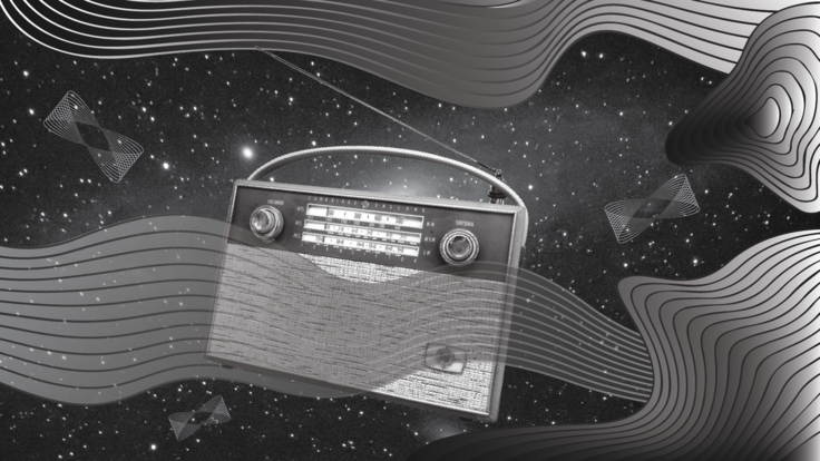 Header: A radio for dark matter