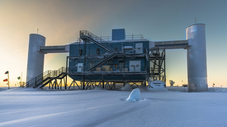 Expanding a neutrino hunt in the South Pole