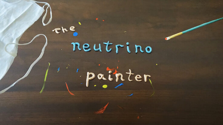 The Neutrino Painter