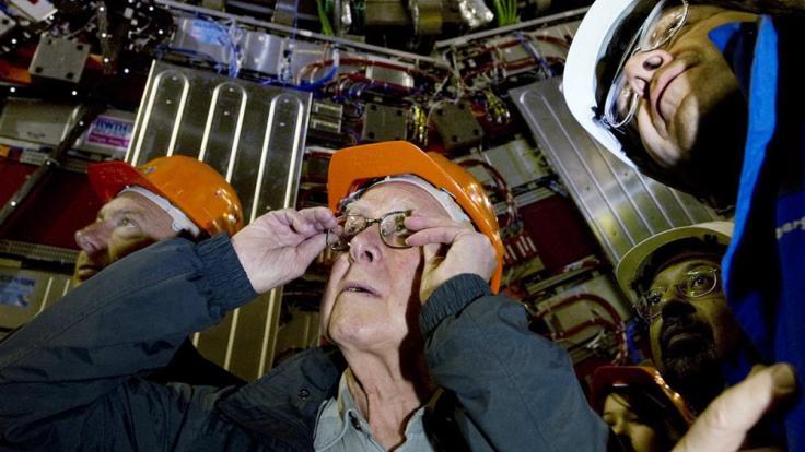 Photo of Higgs at LHC