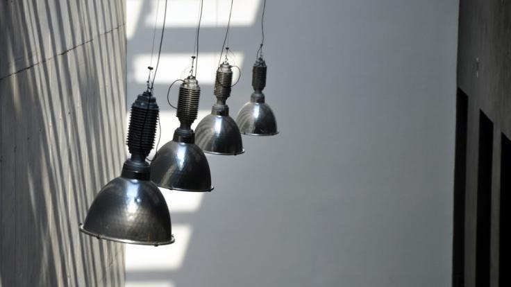Photo of Julius von Bismarck lamps