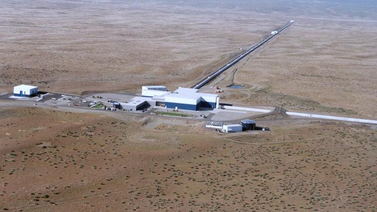 Photo of LIGO Hanford