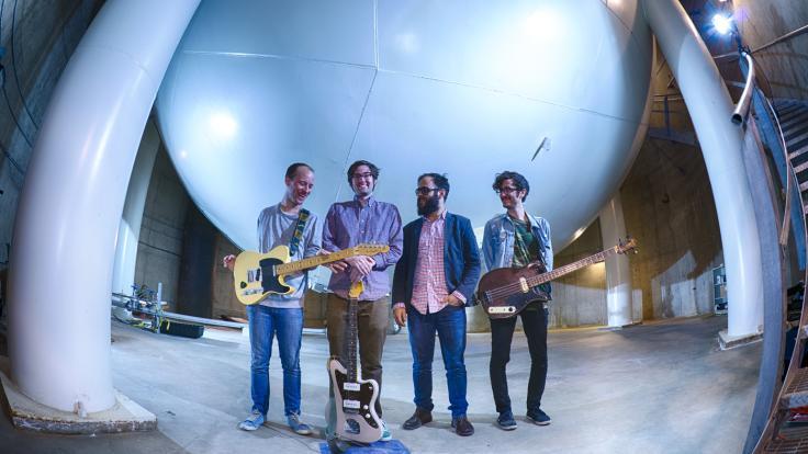 Photo of Miniboone band