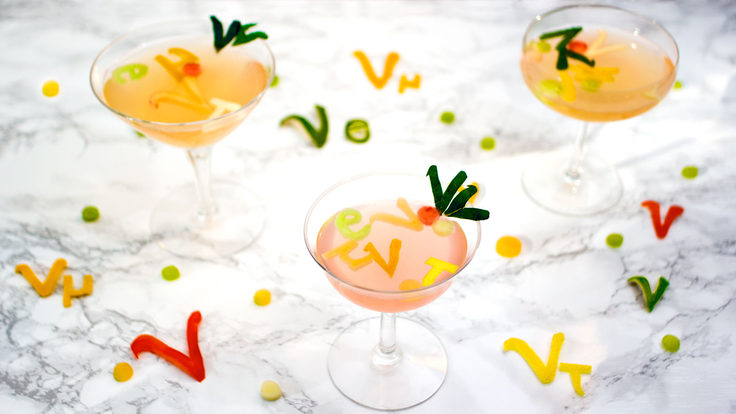 Header: The neutrino cocktail