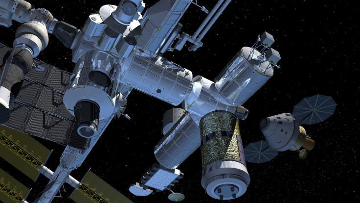 Image: Orion mission