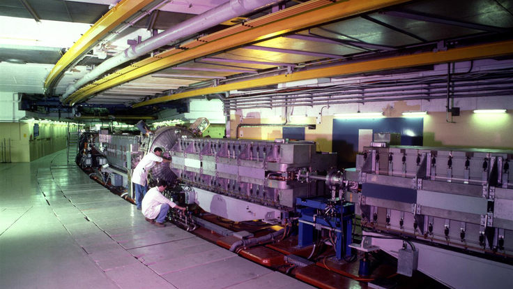 Photo: Proton Synchrotron