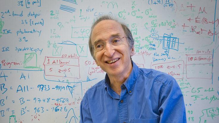 Photo of Saul Perlmutter