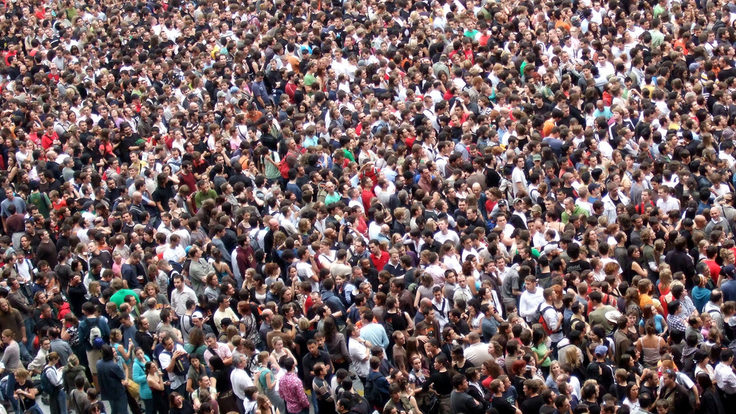 Image: Crowd