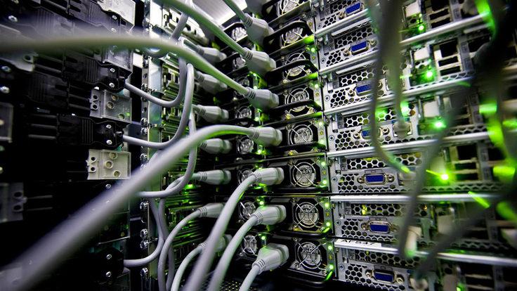 Photo: computing
