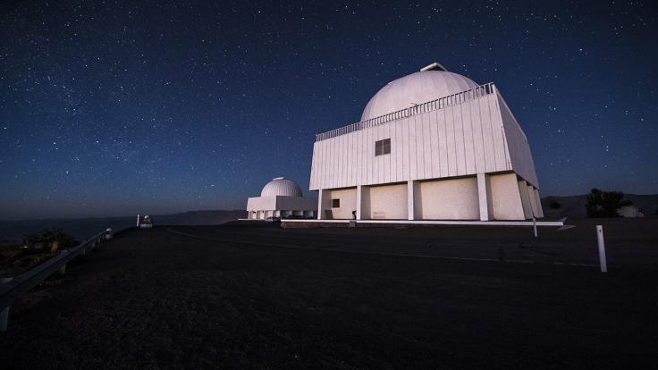 Photo of dark matter maps