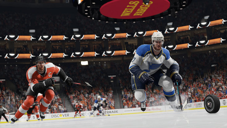 Photo of EA SPORTS NHL