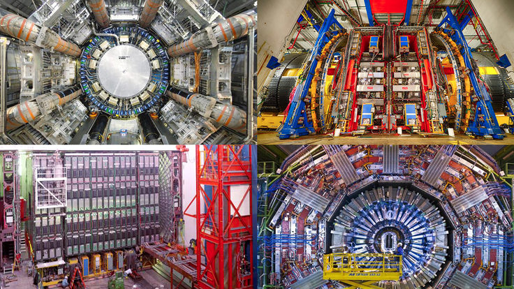 Image: Four detectors