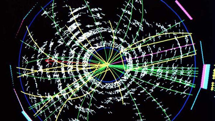 Image: Top quark candidate