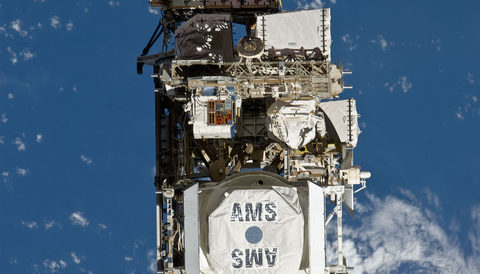 Pursuit of dark matter progresses at AMS
