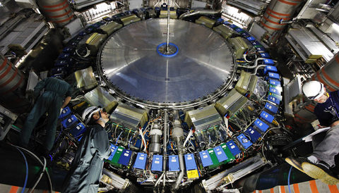CERN gets new Guinness World Records title