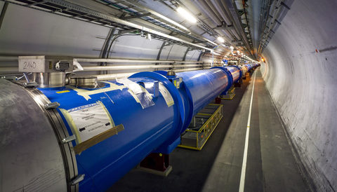 LHC will not restart this week