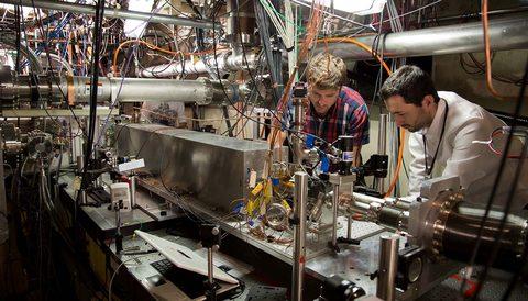 Scientists progress toward plasma acceleration