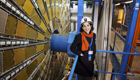Fabiola Gianotti chosen as next head of CERN