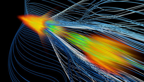 Scientists accelerate antimatter