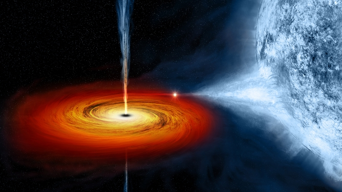 cryogenic links of the week - black hole liquid argon